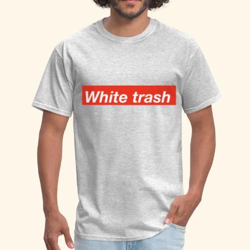 White trash - Men's T-Shirt