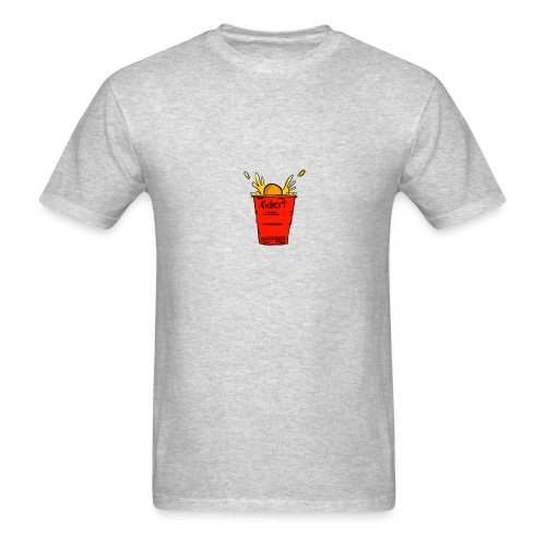 Beer pong - Men's T-Shirt