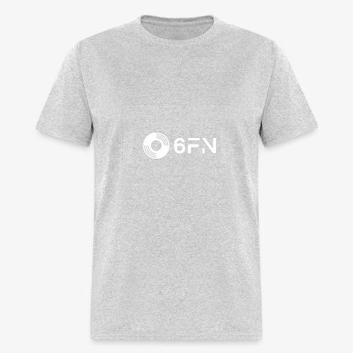 6FN White Logo - Men's T-Shirt