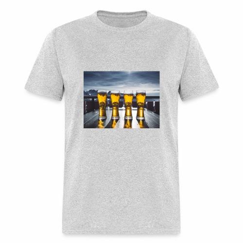 beer pic - Men's T-Shirt