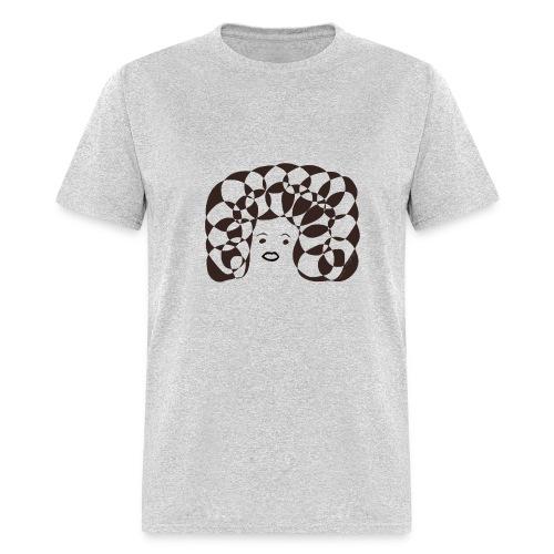 Black and White - Men's T-Shirt