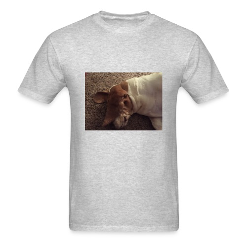 MY DOG DUDLEY - Men's T-Shirt