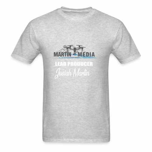 Martin Media Lead Producer - Men's T-Shirt
