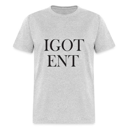IGOTBaskervillFont - Men's T-Shirt