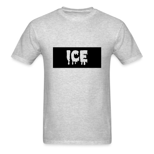 Ice Apperall Box Logo - Men's T-Shirt