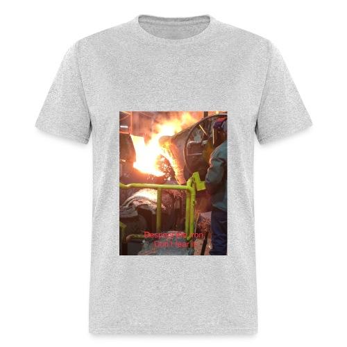 F65DD797 F322 4520 B5A9 52F1A34BA02F - Men's T-Shirt