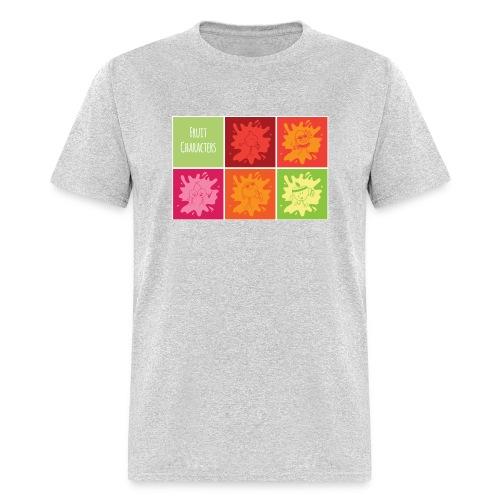 Fruit characters - Men's T-Shirt