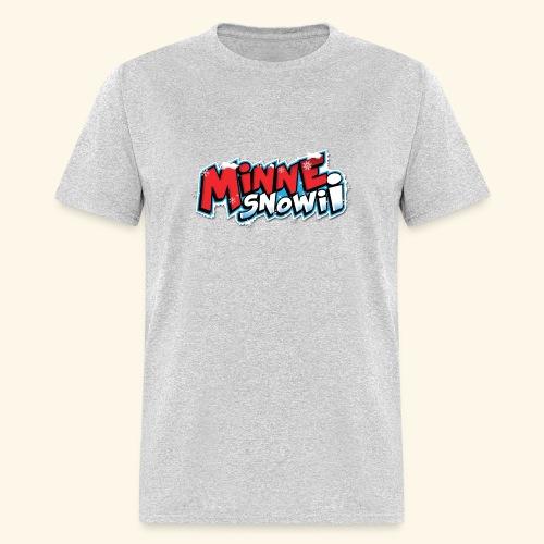 MinneSnowii Official Logo1 Web - Men's T-Shirt