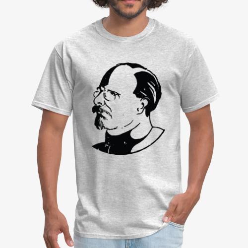 Vintage Science Scientists Portrait - Men's T-Shirt