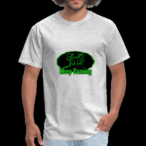 keep gaming 2 - Men's T-Shirt