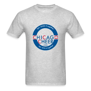 ChicagoCheer.Com - Men's T-Shirt