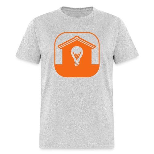 WVHSN logo only - Men's T-Shirt