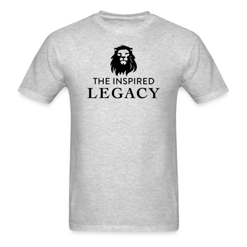 The Inspired Legacy Lion Head - Men's T-Shirt