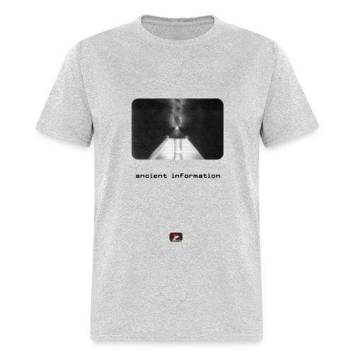 'Ancient Information' - Men's T-Shirt