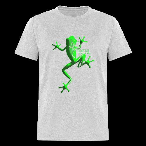 lighter w/white font - Men's T-Shirt