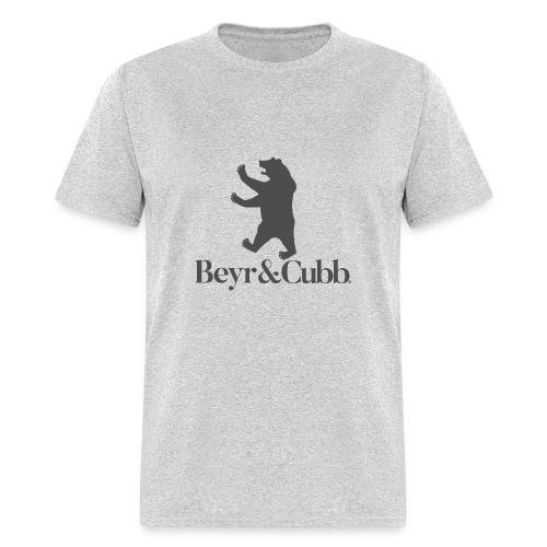 Bear and Cubb Heraldry Bear - Men's T-Shirt