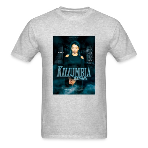 Killumbia, USA Monica - Men's T-Shirt