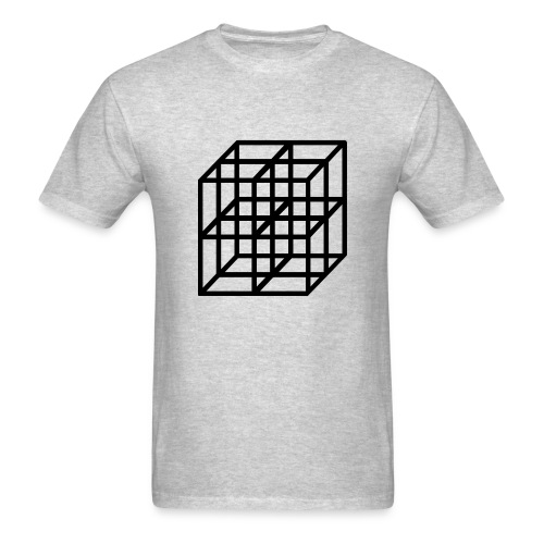 cubes - Men's T-Shirt
