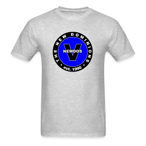 Circular V-Logo - Men's T-Shirt