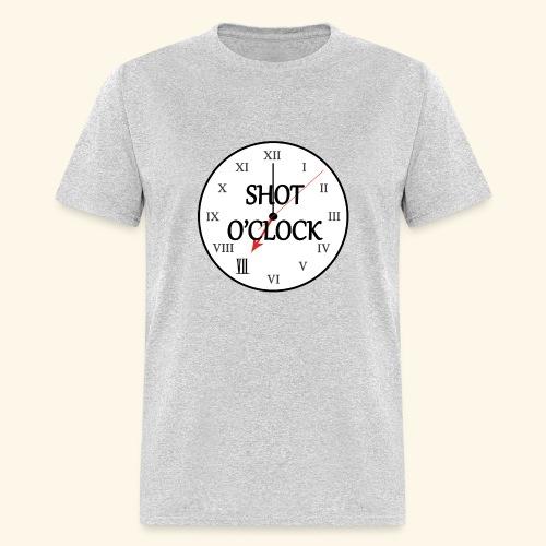 Shot O'Clock - Men's T-Shirt