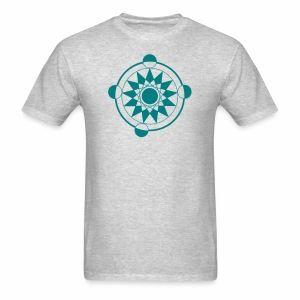 crop circles 33 - Men's T-Shirt