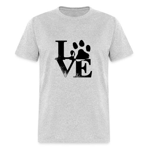 Dog Love - Men's T-Shirt