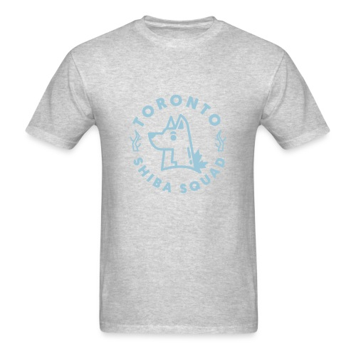 SHIBASQUAD blue - Men's T-Shirt
