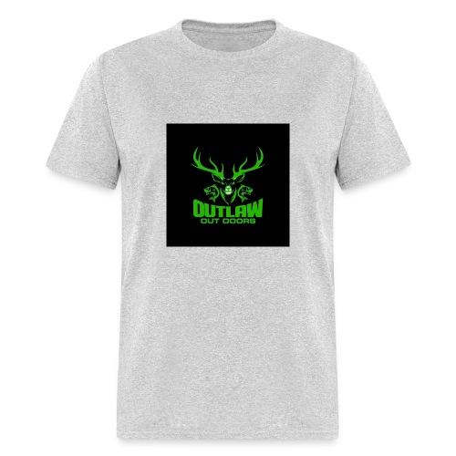 Outlaw Outdoors Logo 2 - Men's T-Shirt