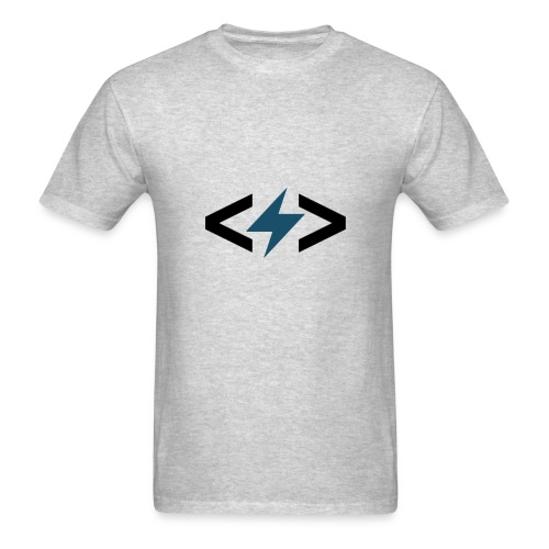MrPowerScripts Logo - Men's T-Shirt