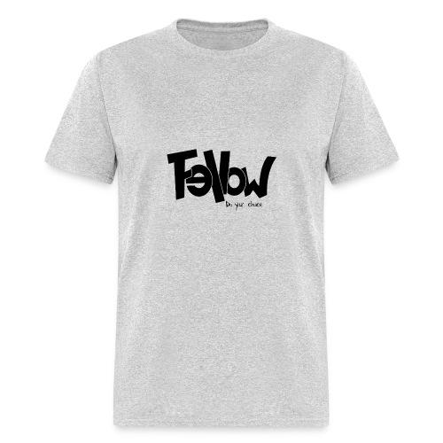 Design 01 Sur du blanc - Men's T-Shirt