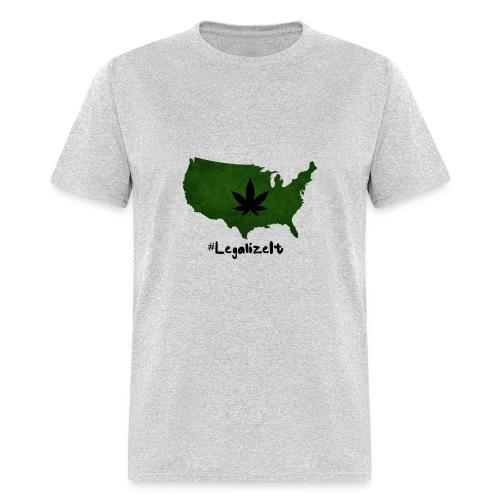#LegalizeIt - Men's T-Shirt