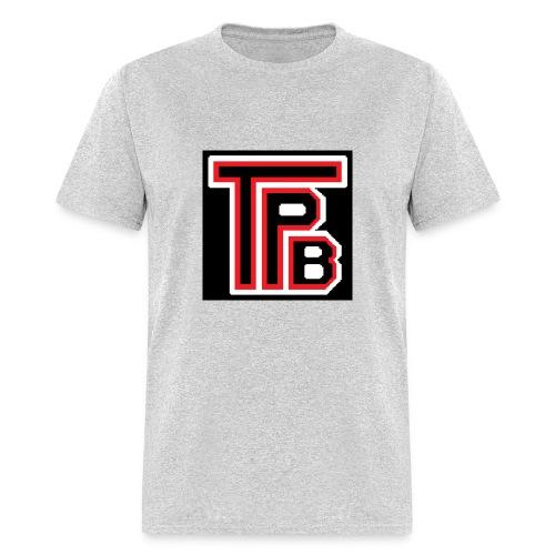 ThePunisherBoe Logo 2 - Men's T-Shirt