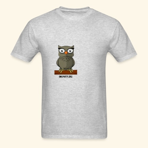Owl Party - Men's T-Shirt