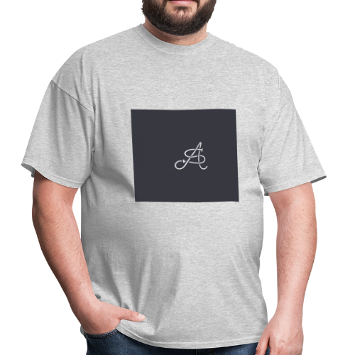 Saurin Alouf logo - Men's T-Shirt