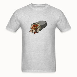 Just Burrito Shirt - Men's T-Shirt