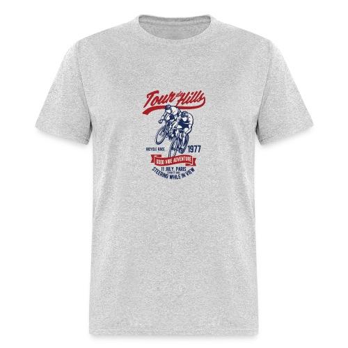 Tour de Hills - Men's T-Shirt