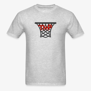 Hoop logo - Men's T-Shirt