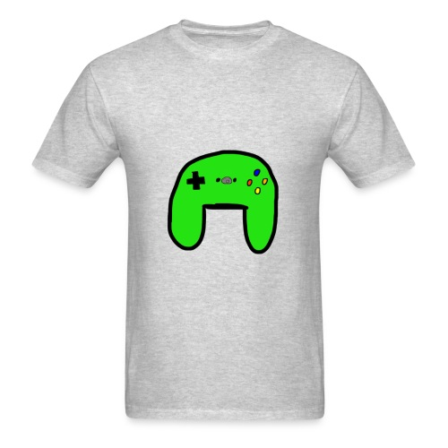Brock's Game Controller - Men's T-Shirt
