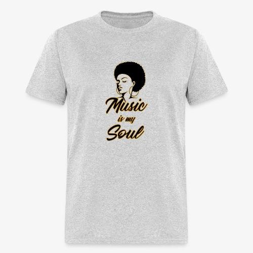 Music Is My Soul 2 - Men's T-Shirt