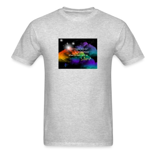 Rainbow - Men's T-Shirt