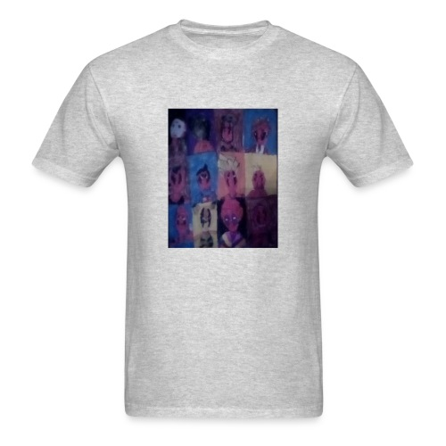 Halloween Spooky spooky deadpoolagins - Men's T-Shirt