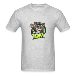 Talking_TOM_wave_preview_lowRes - Men's T-Shirt