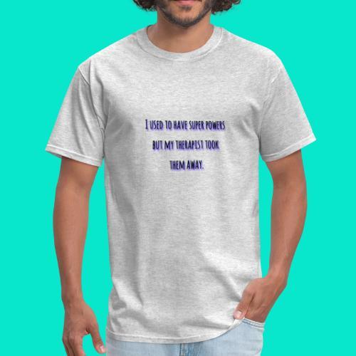 Super Powers - Men's T-Shirt