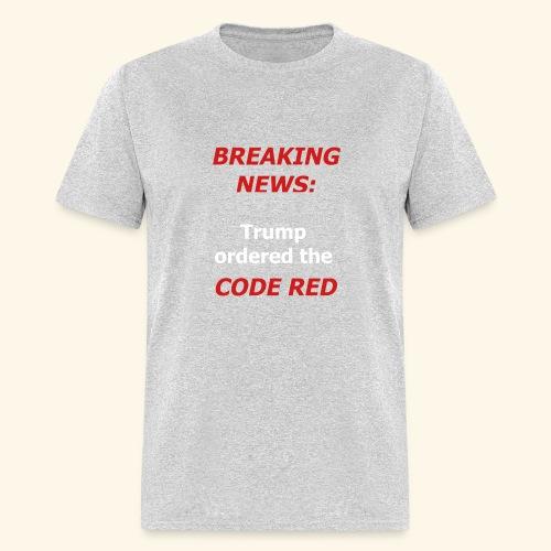 Code Red - Men's T-Shirt