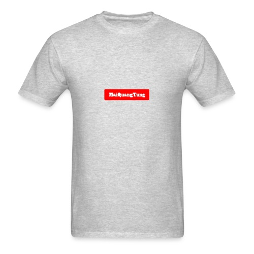 Red & White Mid official - Men's T-Shirt