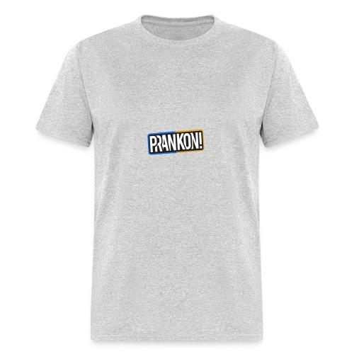PrankON Logo - Men's T-Shirt