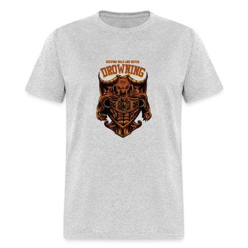 Drowning - Men's T-Shirt