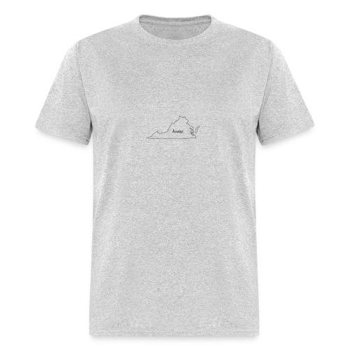 Home - Virginia. - Men's T-Shirt