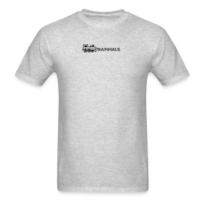 trainhouse logo - Men's T-Shirt