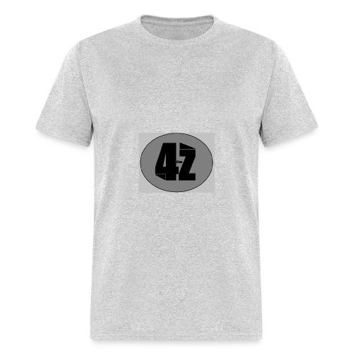 4Z Logo Merch - Men's T-Shirt
